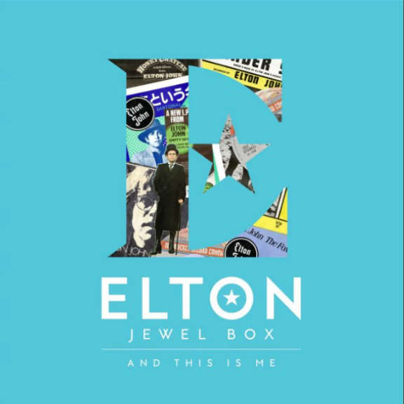 Elton John Elton Jewel Box And This Is Me... LP 0