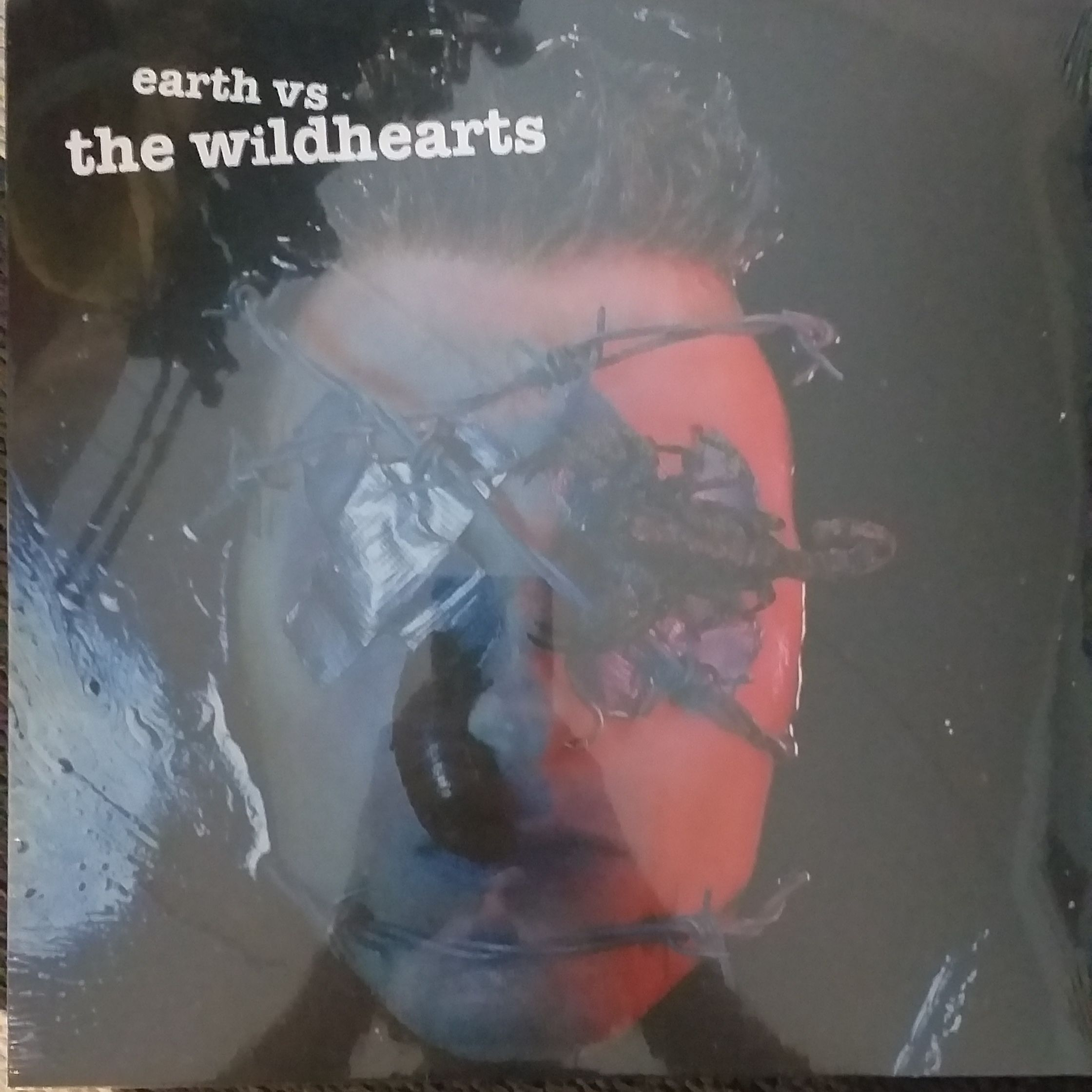 The wildhearts  Earth vs. The Wildhearts  LP undefined