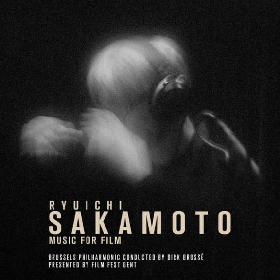 Ryuichi Sakamoto & Brussels Philharmonic Conducted By Dirk Brosse Music For Film LP 0