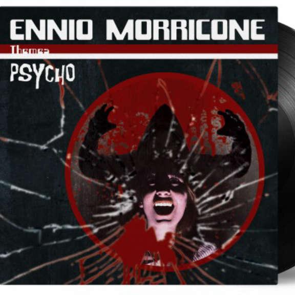Ennio Morricone Psycho LP 2021