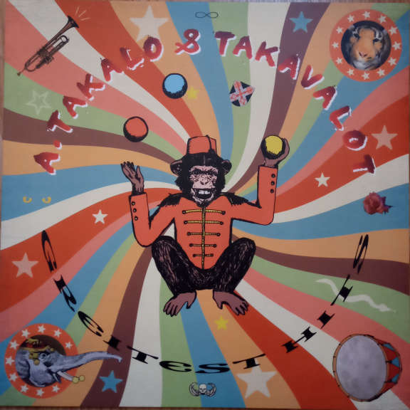 A.Takalo & Takavalot Greitest Hits LP 0
