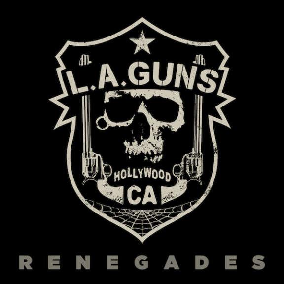 L.A. Guns Renegades (white) LP 2020