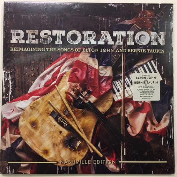 Various Restoration: Reimagining the Songs of Elton John And Bernie Taupin (Nashville Edition) LP 2018