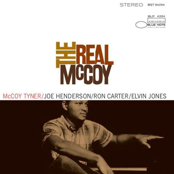 McCoy Tyner The Real Mccoy LP 2020