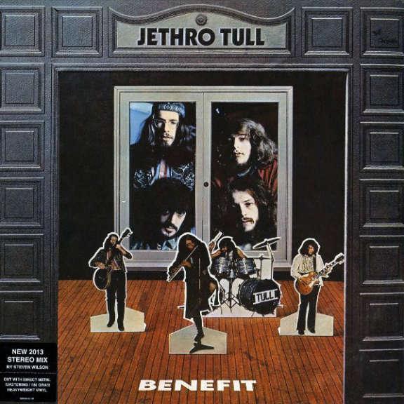 Jethro Tull Benefit LP 0