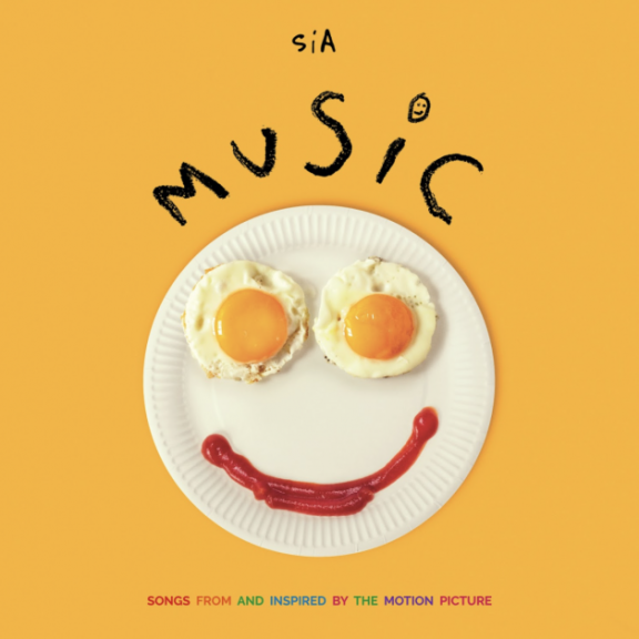 SIA Music - Songs From and Inspired By The Motion Picture LP 2021