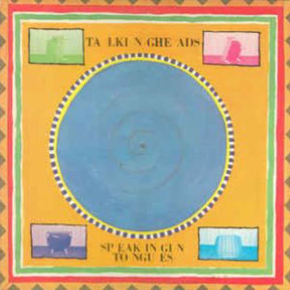 Talking Heads Speaking In Tongues LP 0