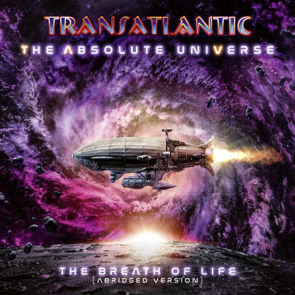 Transatlantic The Absolute Universe – The Breath Of Life (Abridged Version)  LP 2021