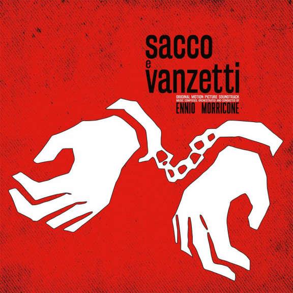 Ennio Morricone Soundtrack : Sacco E Vanzetti LP 0