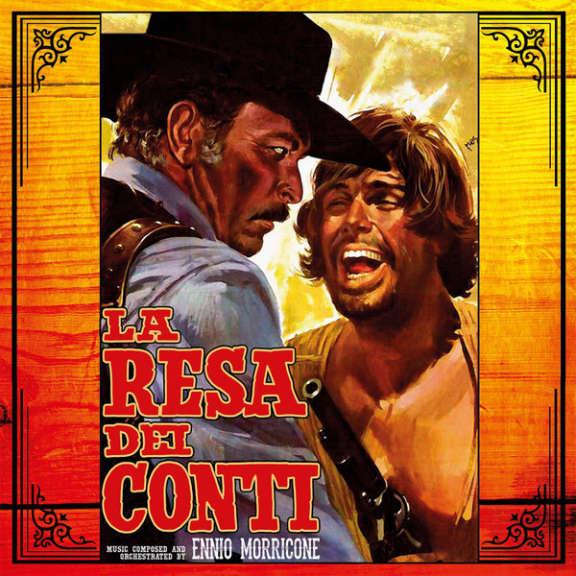 Ennio Morricone Soundtrack : La Resa Dei Conti LP 0
