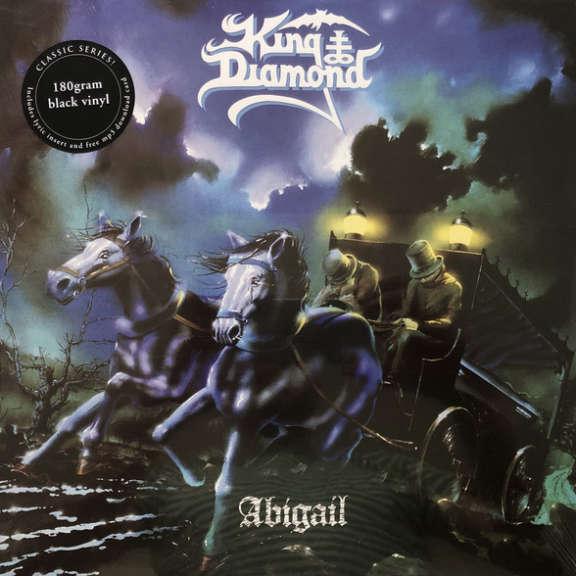 King Diamond Abigail (black) LP 0