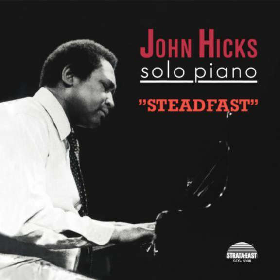 John Hicks Steadfast LP 2020