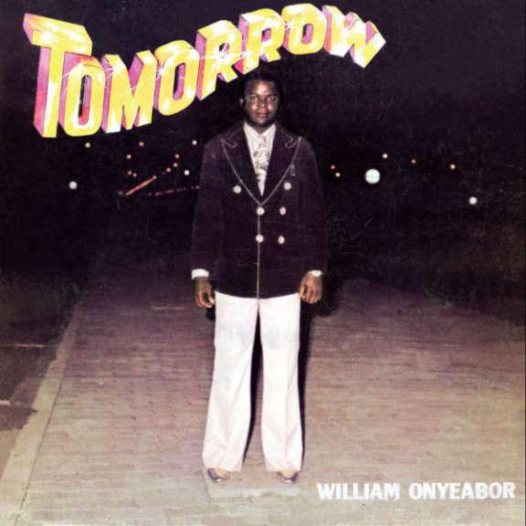 William Onyeabor Tomorrow LP 0