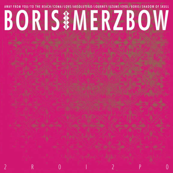 Boris With Merzbow 2R0I2P0 (coloured) LP 2020