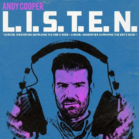 Andy Cooper L.I.S.T.E.N. LP 2020