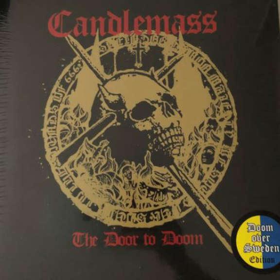 Candlemass The Door To Doom LP 2019