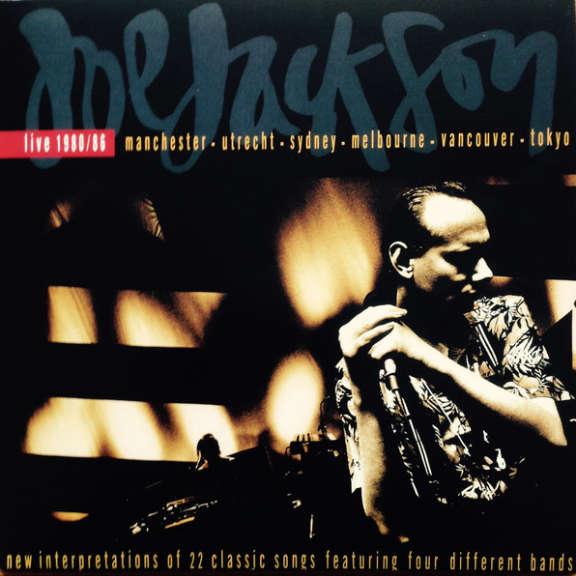 Joe Jackson Live 1980/86 LP 0