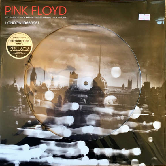 Pink Floyd London 1966/1967 (Picture Disc) LP 0
