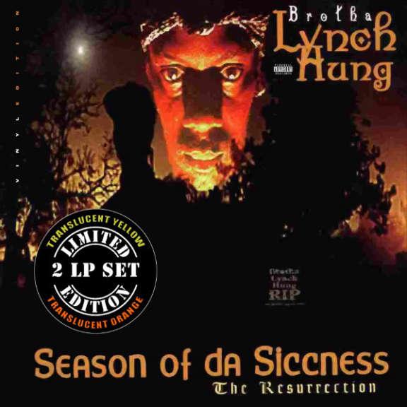 Brotha Lynch Hung Season of da Siccness (The Resurrection) LP 2020