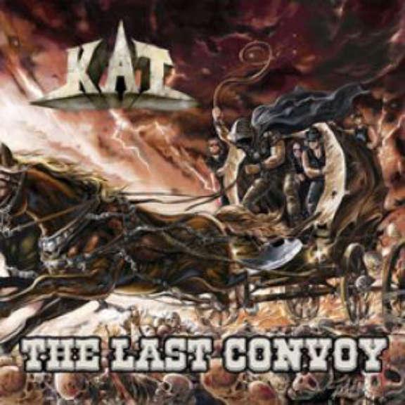 Kat The Last Convoy LP 2020