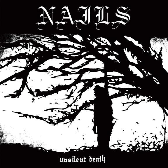 Nails Unsilent Death (black) LP 2020