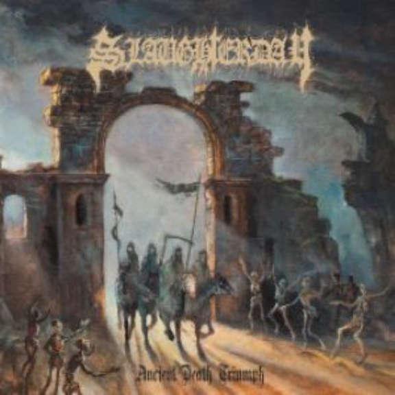 Slaughterday Ancient Death Triumph LP 2020