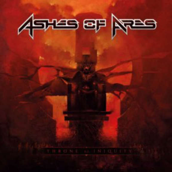 Ashes Of Ares Throne Of Iniquity LP 2020