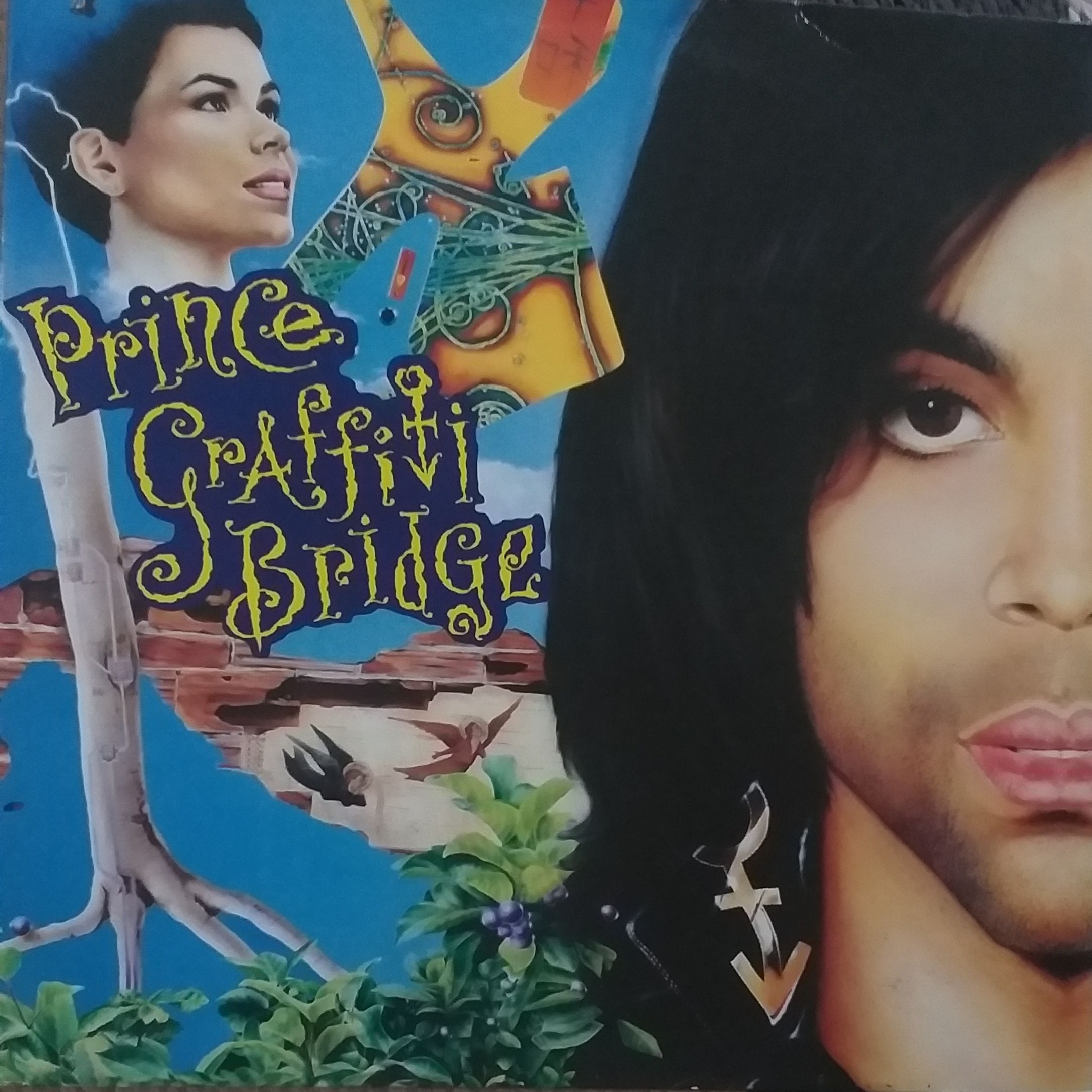 Prince Graffiti bridge LP undefined
