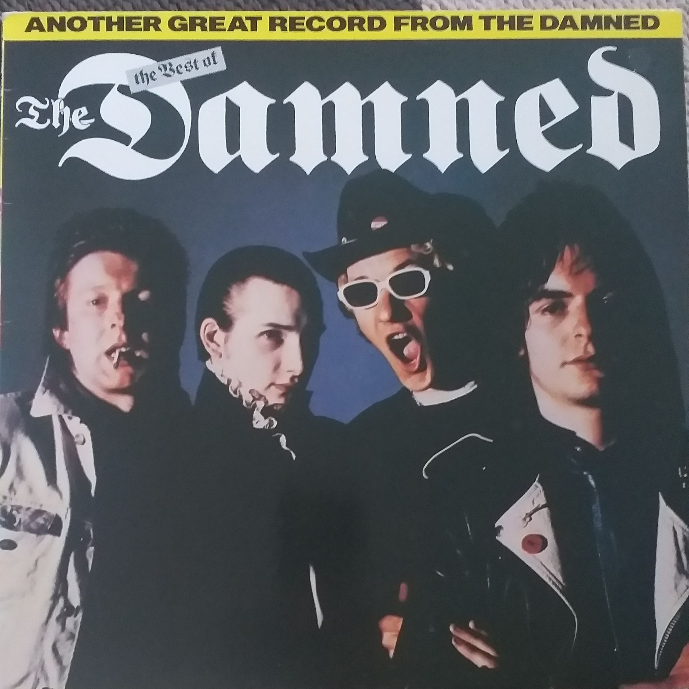 The Damned The best of...  Another great record from the damned LP undefined