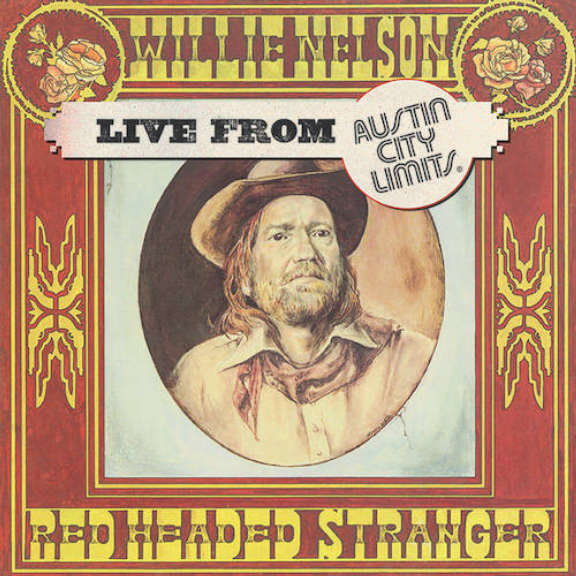 Willie Nelson Red Headed Stranger - Live From Austin City Limits (Black Friday 2020) LP 0