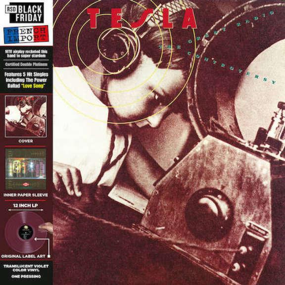 Tesla The Great Radio (Black Friday 2020) LP 0