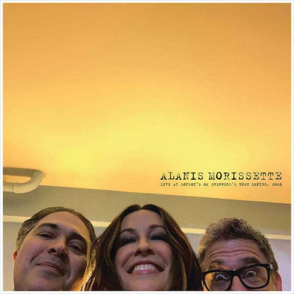 Alanis Morissette Live at London's O2 Shepherd's Bush Empire, 2020 (Black Friday 2020) LP 0