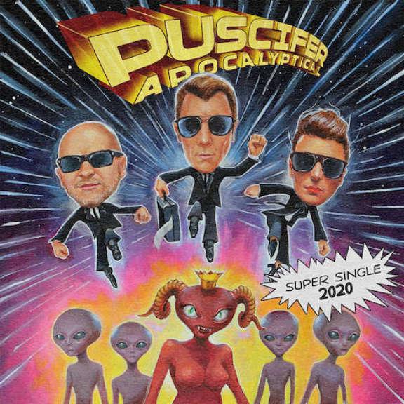 Puscifer Apocalyptical / Rocketman (Black Friday 2020) 7 tuumainen 0