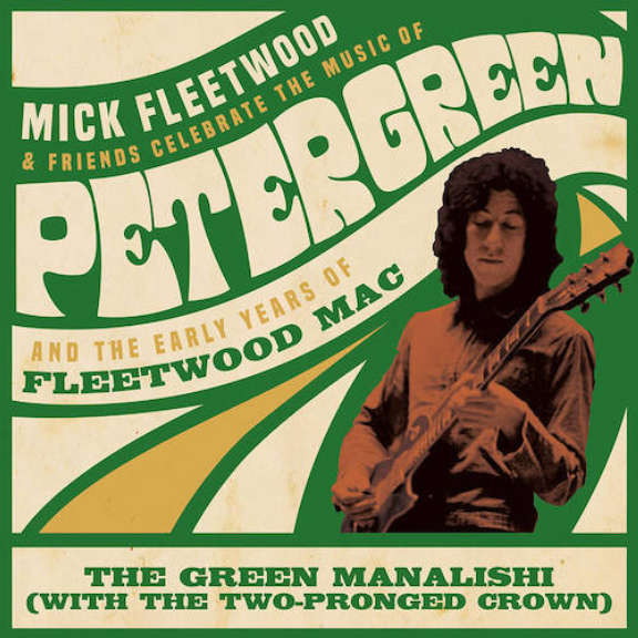 Mick Fleetwood & Friends / Fleetwood Mac The Green Manalishi (with the Two Pronged Crown) (Black Friday 2020) LP 0