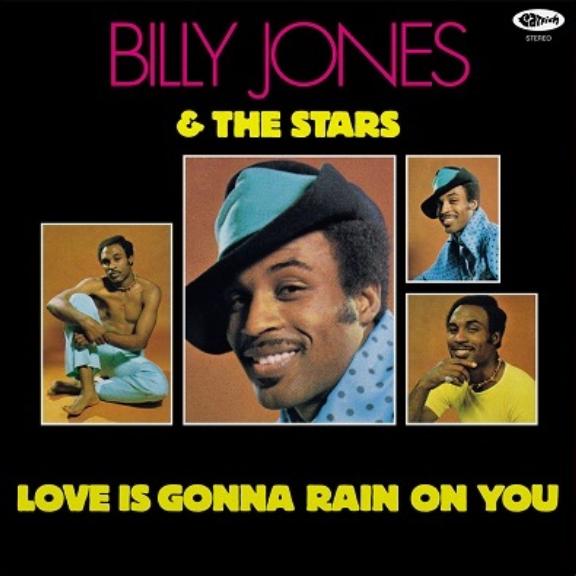 Billy Jones & The Stars Love Is Gonna Rain On You (Black Friday 2020) LP 0
