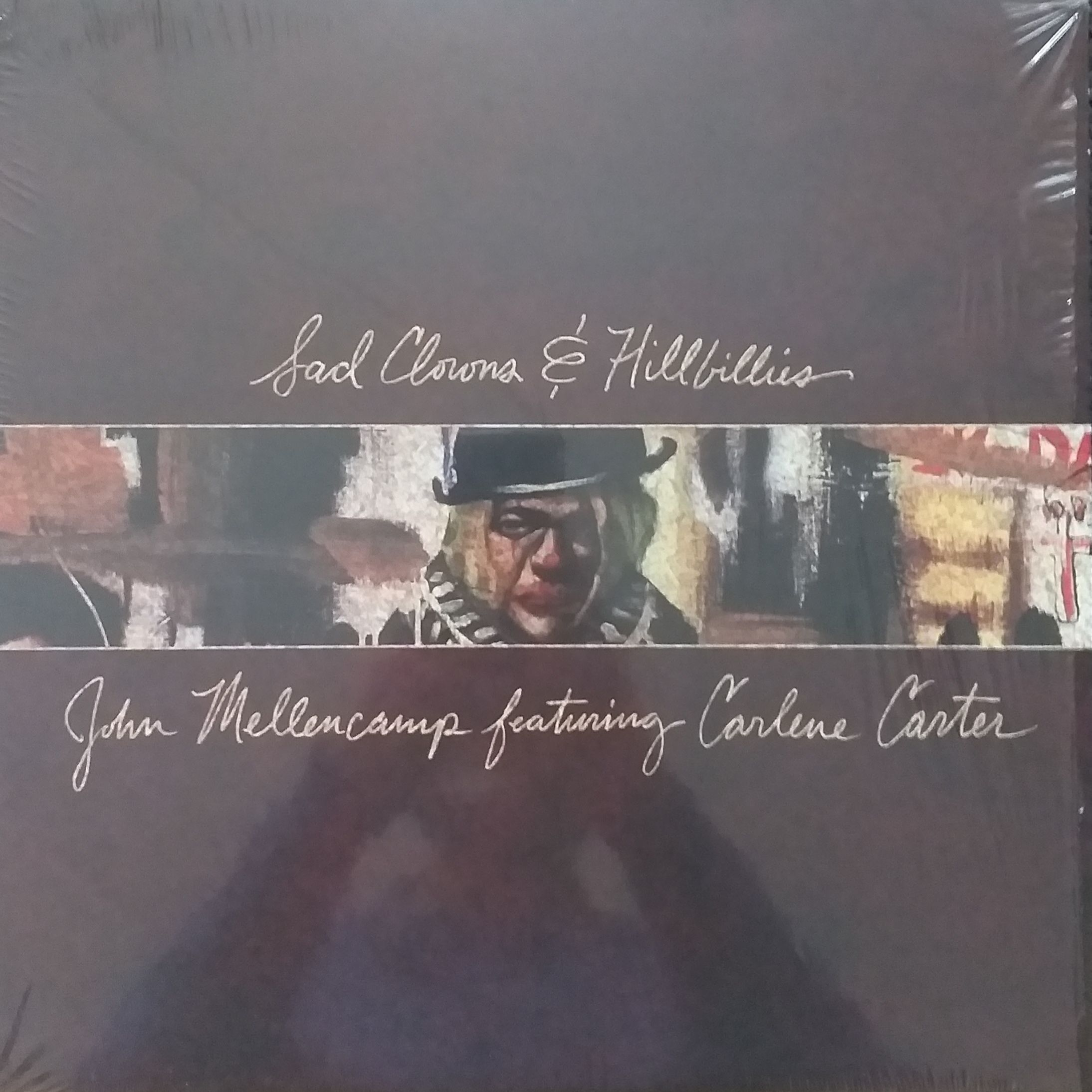John Mellencamp Sad clowns & hillbillies LP undefined