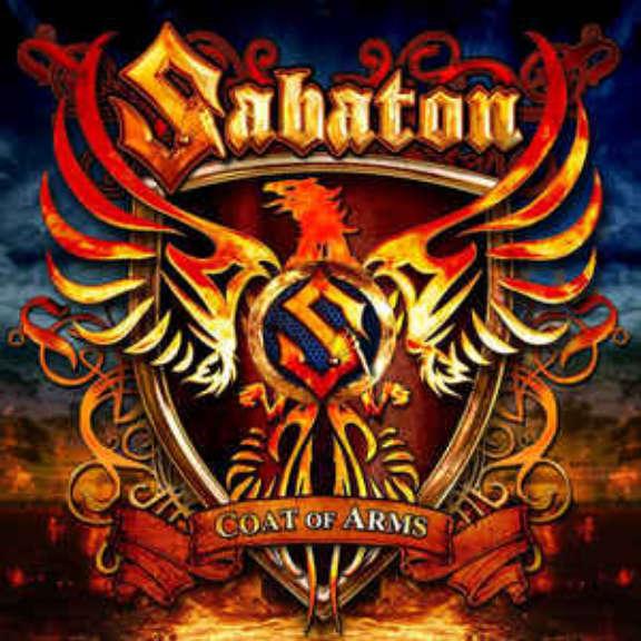Sabaton Coat Of Arms LP 0