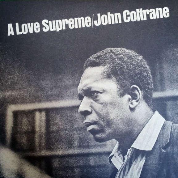 John Coltrane A Love Supreme LP 0