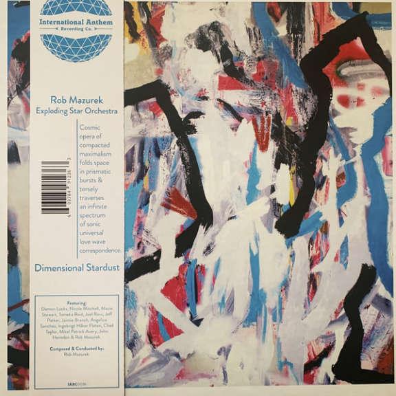 Rob Mazurek / Exploding Star Orchestra Dimensional Stardust LP 2020