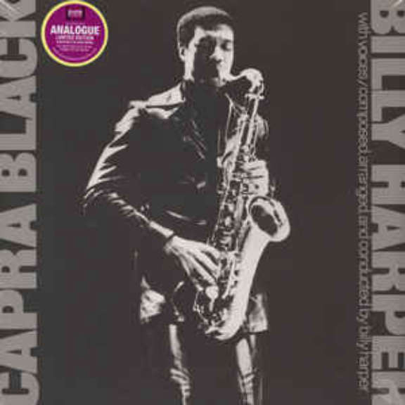 Billy Harper Capra Black LP 0