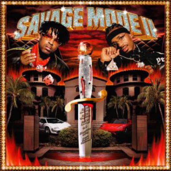 21 Savage / Metro Boomin Savage Mode II LP 2021