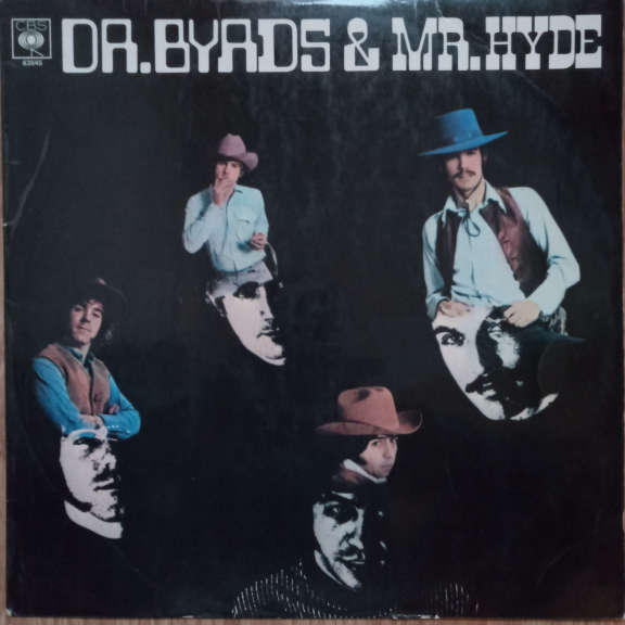 The Byrds Dr. Byrds & Mr. Hyde LP 0