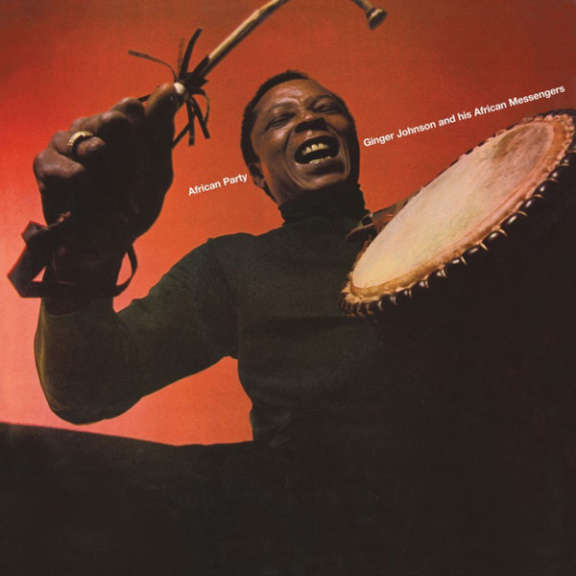 Ginger Johnson & His African Messengers African Party LP 0