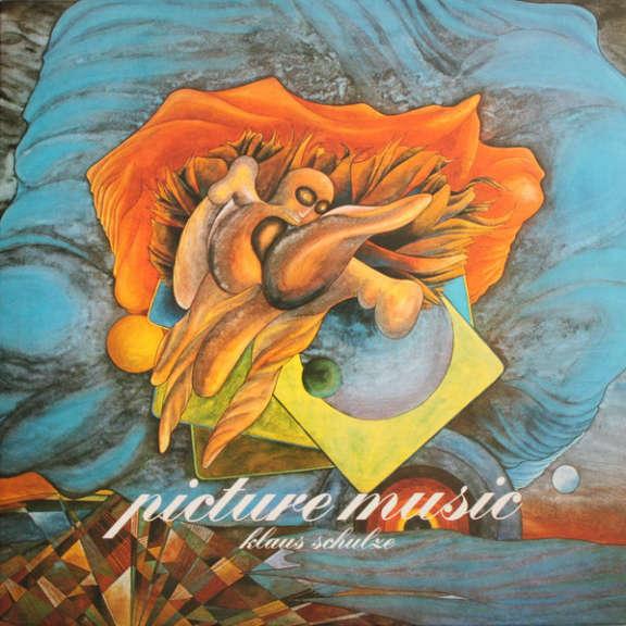 Klaus Schulze Picture Music LP 0
