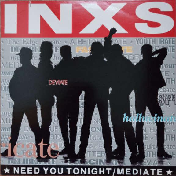 INXS Need You Tonight / Mediate LP 0