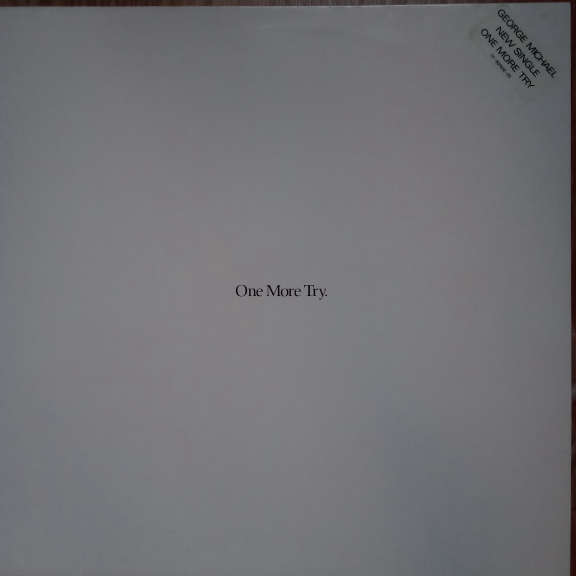 George Michael One More Try LP 0