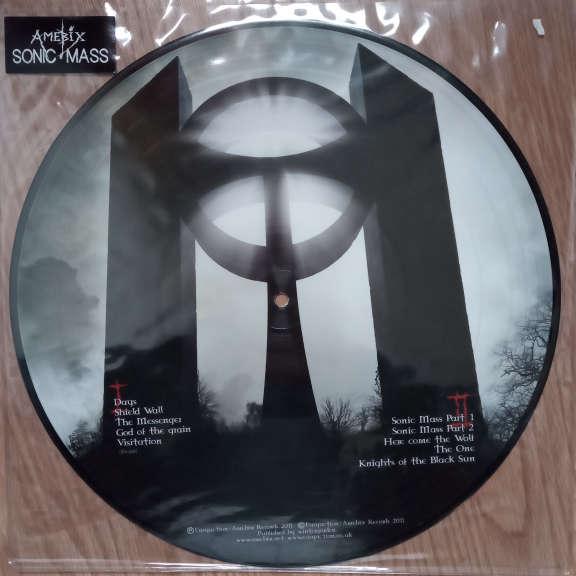 Amebix Sonic Mass LP 0