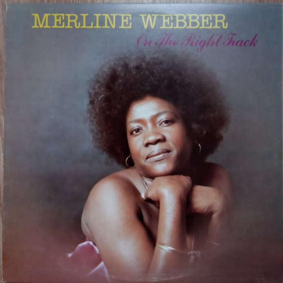 Merline Webber On The Right Track LP 0