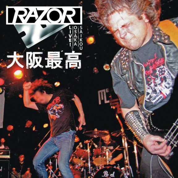 Razor Live! Osaka Saikou 大阪最高 LP 2021