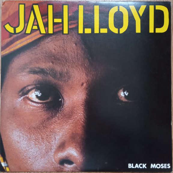 Jah Lloyd Black Moses LP 0